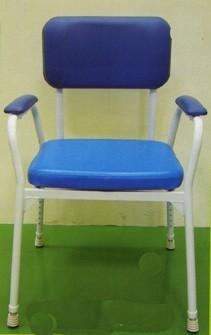 PR07483 Days Aluminium Bedside Chair