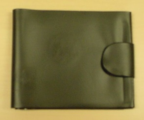 PR15678 Plastic Wallet Money Holder