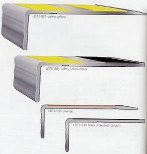 Latham Resurfaceable Slip Resistant Stair Tread Nosing