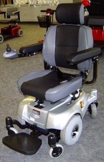 PR06526 CTM HS-2800 Mid Wheel Drive Power Chair