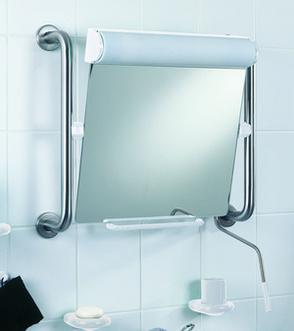 Normbau Adjustable Mirror