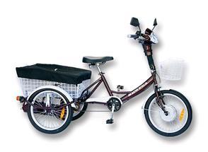 PR11084 Transporter tricycle