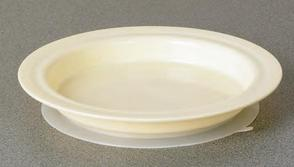 Scoop Plate with optional Suction Base & Lid