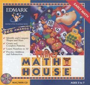 PR15082 Edmark Millies Math House Software