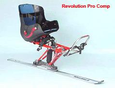 PR01370 Freedom Factory Revolution Pro Comp Mono Ski