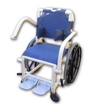 PR10518 Peppertown Aquatics Water Wheelchair