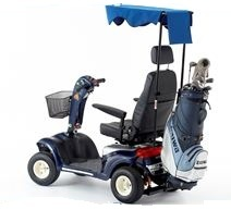 PR06625 Shoprider 889 Golf Four Wheeled Scooter