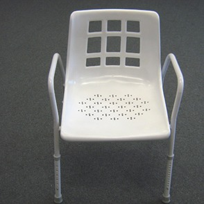 AusCare Steel Shower Chair