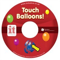 PR10576 Inclusive Technology Touch Balloons