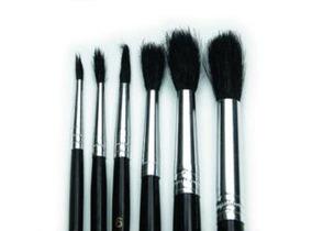 PR13927 Roymac Chunky Paint Brushes