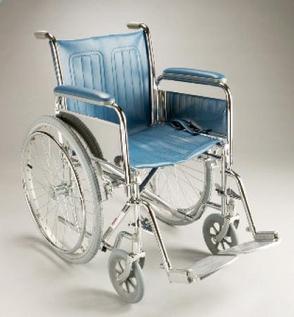 PR02491 Care Quip Warrior Wheelchair 606