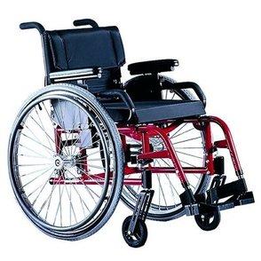 PR00841 Sunrise Medical Quickie GP Swing-Away Wheelchair