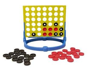 Tactile Connect Four