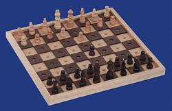 Tactile Chess Set