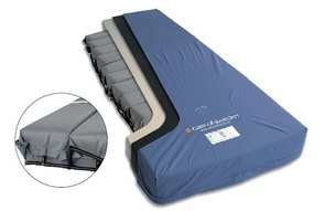 PR17282 Care of Sweden CuroCell Area Mattress Replacement System