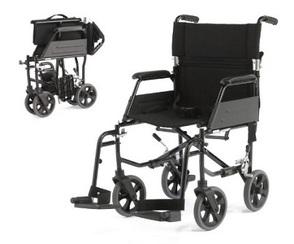 PR17302 Ansa Echo Lite Wheelchair