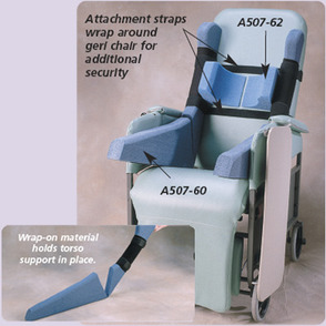 Geri Side Chair support