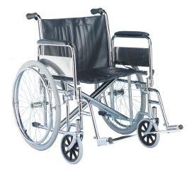 PR04918 K-Care Maxi Folding Wheelchair