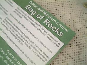 Bag Of Rocks