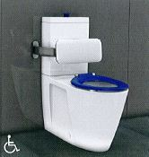 Caroma Care Toilet Backrest