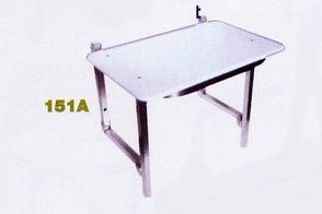 Model 151A Ansa Extra Care Shower Seat