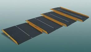 Australian Ramp Systems Portable Folding Ramp