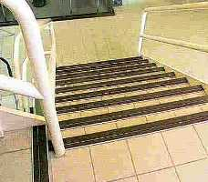 Protectatread Safety Stair Nosing