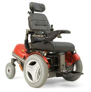 PR17425 Permobil Koala Miniflex Power Wheelchair