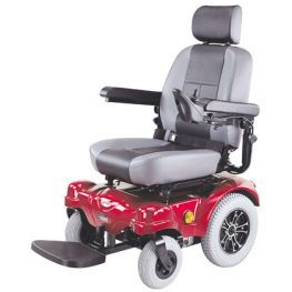 PR06477 CTM HS-5600 Rear Wheel Drive Power Wheelchair