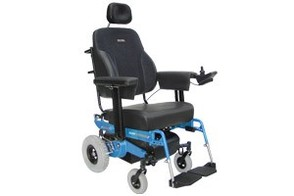 PR00895 Glide Series 6 and 7 Powered Wheelchair