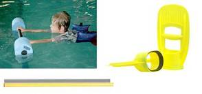 PR15361 Swim bar, Hydro rod, Aqua exercises