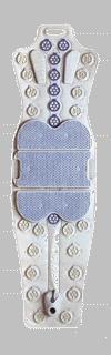 PR03722 Biocomfort Massana Mega Whirl Portable Spa Mat