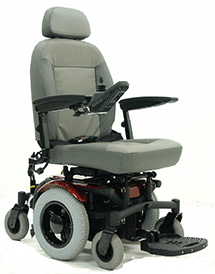 PR17520 Shoprider Puma 14HD Powered Wheelchair