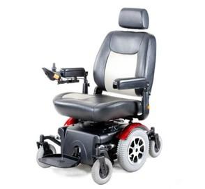 PR17526 Merits Maverick 14 Mid-Wheel Drive Wheelchair