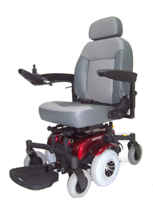 PR17528 Shoprider Puma 10 Powered Wheelchair