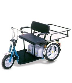 PR07669 Afikim Porter SE Mobility Scooter