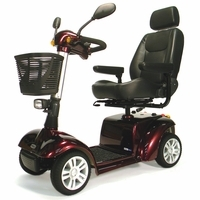 PR16125 ActiveCare Pilot 2410 Four Wheeled Scooter