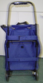 2 Wheel Shopping Trolley With Bag