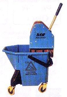 Mop Bucket.