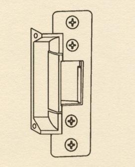 Electronic Door Strikers