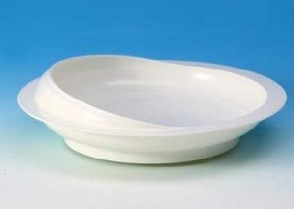 Scoop Dish With Suction Base