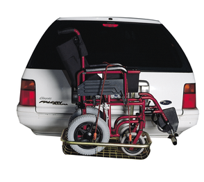 Wheelchair Carrier Transit Style