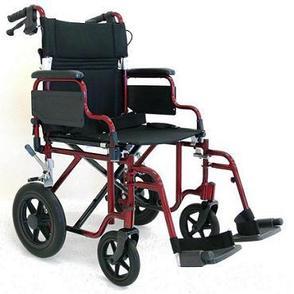 Shoprider Deluxe Transport Wheelchair
