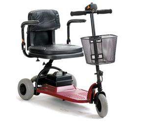 Shoprider Gecko Three Wheel Scooter
