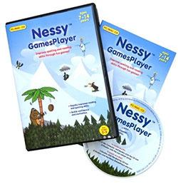 PR17711 Nessy Games Player