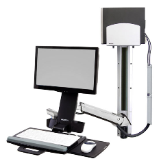 StleView Sit-Stand Combo System
