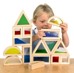 Windmill Educational Toys - Sensory Blocks