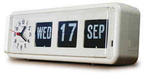 Jadco Automatic Calendar with Clock BQ 38