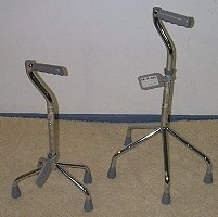 Childs Quad Sticks