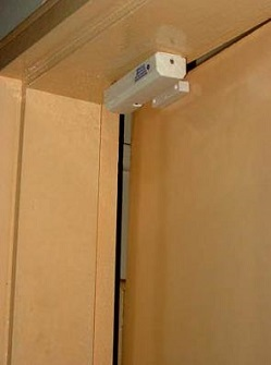 Technical Solutions Wireless Alarm Door Sensor